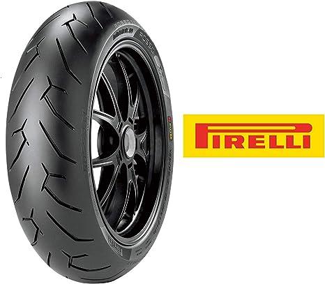Moto Pirelli DIABLO ROSSO II SUPERSPORT 140//70 R 17 M//C 66H