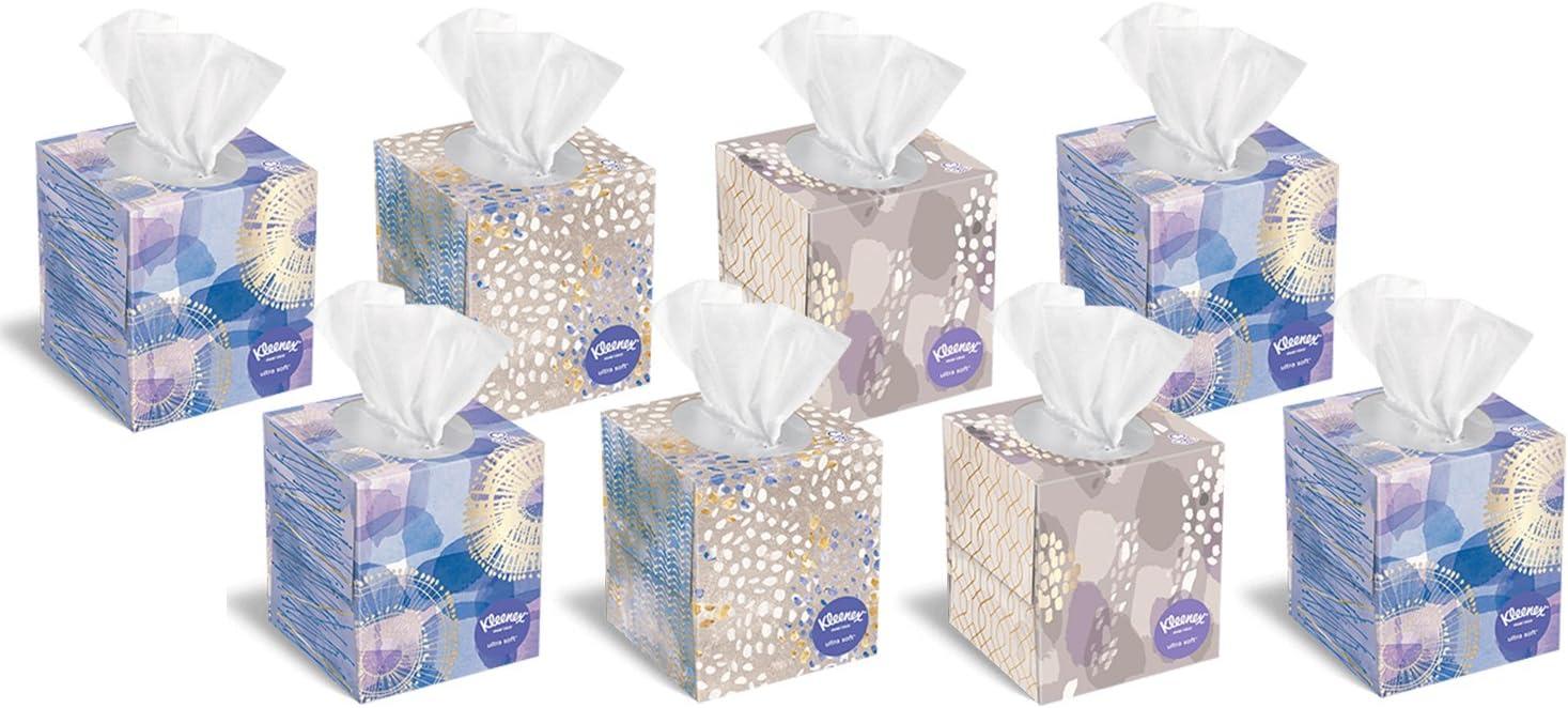 Kleenex Ultra Soft Tissues, 85 Count Each