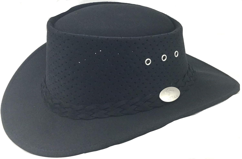 Aussie Chiller Bushie Perforated Golf Hat