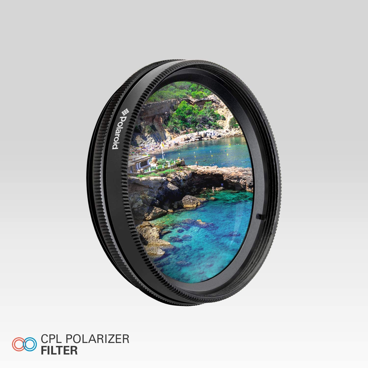 Multicoated Digital Nc C-PL Multithreaded Glass Filter Circular Polarizer for Sony Alpha DSLR-A500L 67mm