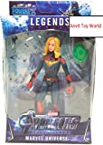 ANVITTOYWORLD Toy World End Game Union Legend 17 cm (Captain Marvel)