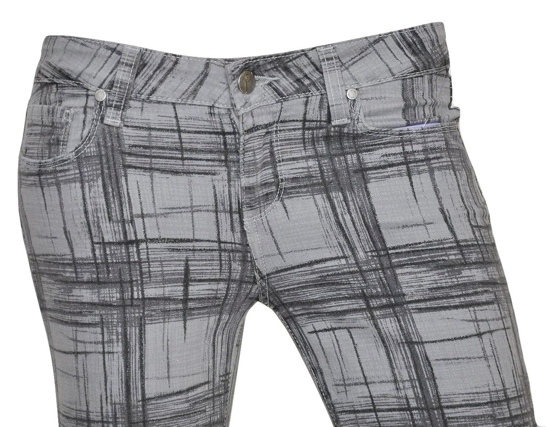 Paige Peg Super Skinny Stretch Jeans Pants, Nimbus