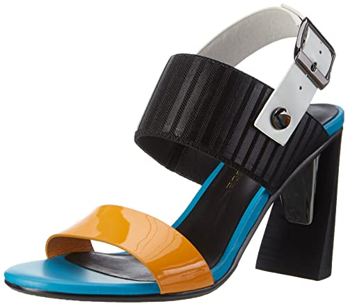 united nude Women's Zink Slingback Mid Open Toe Sandals Multicolour Size: 39 Buy Cheap Cheapest Price Get The Latest Fashion Cheap Sale Eastbay Outlet Enjoy Visit New Online 85XUVt9h