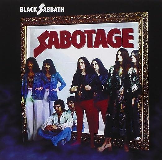 Sabotage: Amazon.com.br: CD e Vinil