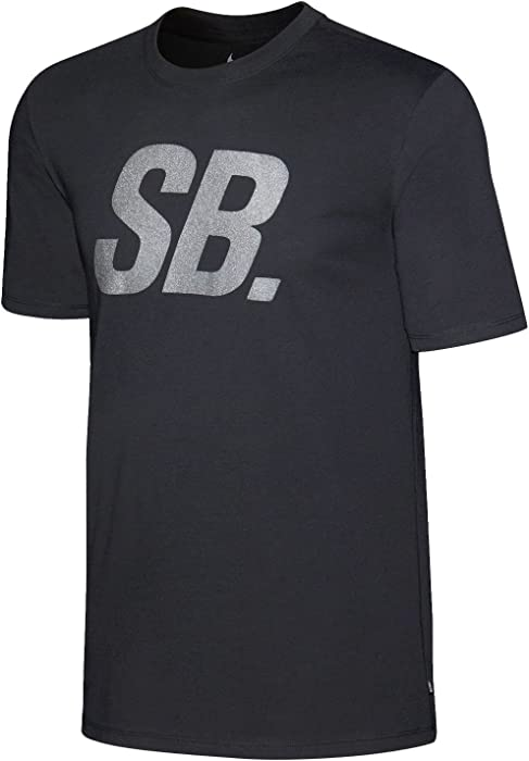 abb847657f4 Amazon.com  Nike SB Men s Icon Read Black   Black   Anthracite ...