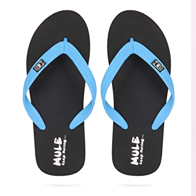 e4fced0e4598 MULE Anti Slippery Super Soft Natural Rubber FLIP Flops for Men  Buy Online  at Low Prices in India - Amazon.in