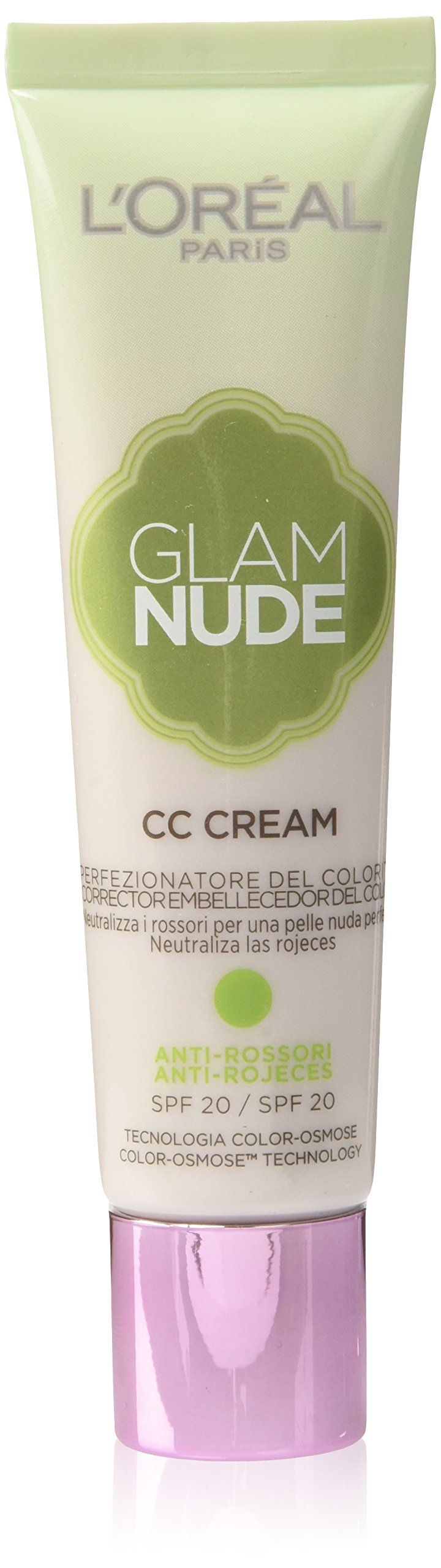 LOréal Paris BB Cream Nude Magique Anti-Rojeces - 30 ml product image