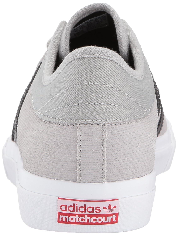wholesale dealer 79698 785e7 Zapatillas de deporte adidas para hombre Matchcourt Fashion Gris medio  Heather gris   negro   blanco sólido