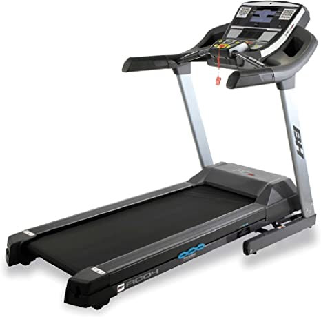 BH Fitness RC04 G6172 - Cinta de correr plegable, 20Km/h: Amazon ...