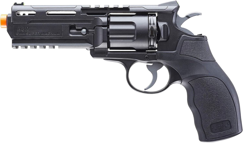 Elite Force H8R Gen2 Revolver 6mm BB Pistol Airsoft Gun, H8R Gen2 Airsoft Gun, One Size (2279553)
