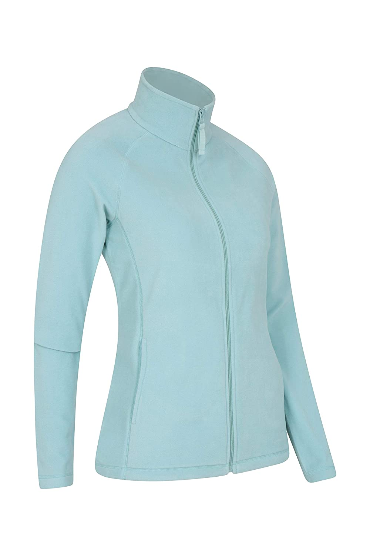 Sudadera c/álida y Suave Su/éter Ligero Secado r/ápido Ideal para Viajar y pasear Mountain Warehouse Jersey Polar Raso para Mujer