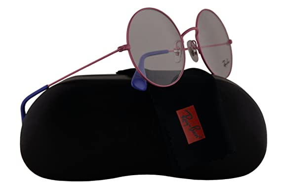 Amazon.com: Ray Ban rx6392 anteojos 53 – 20 – 145 rosa w ...