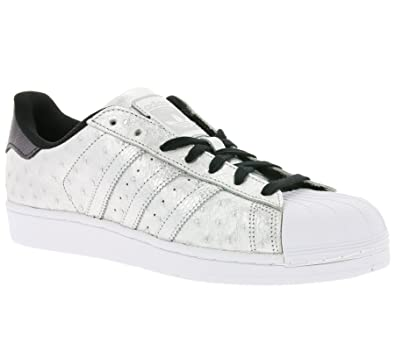 adidas original superstar argent