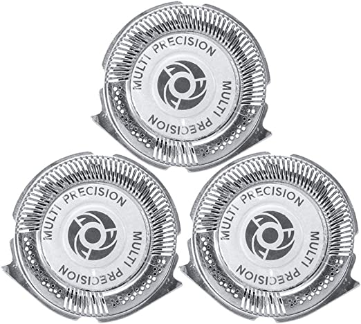 Hehilark - Cuchillas de Repuesto para afeitadora Philips Serie 5000 (3 Unidades): Amazon.es: Hogar