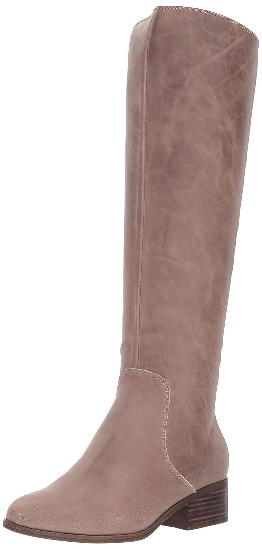 Lucky Brand Women's Lanesha Equestrian Boot B0716SFGQW 5 M US|Brindle