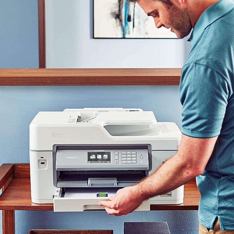 Brother MFC-J6545DW INKvestmentTank Color Inkjet