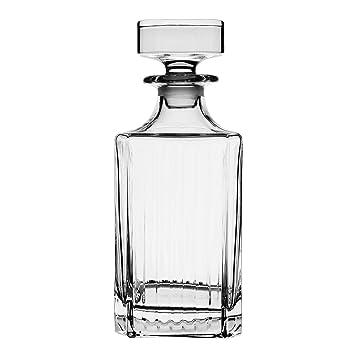 Rcr Timeless Botella Whisky, Vidrio Sonoro, Transparente