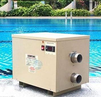 welljoin 32 kW calentador eléctrico de agua termostato Spa/piscina calentador de agua 380 V