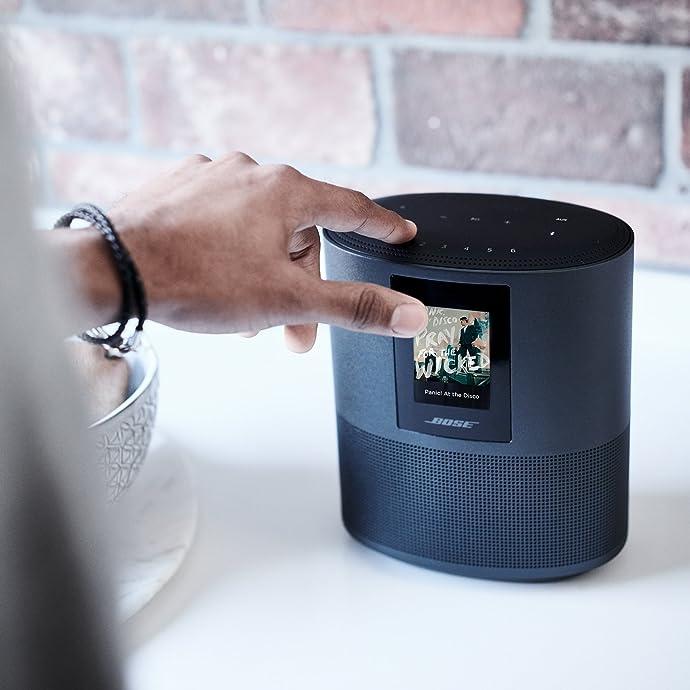 Bose Home Speaker 500 智能音箱 7.5折$299 两色可选 海淘转运到手约¥2170