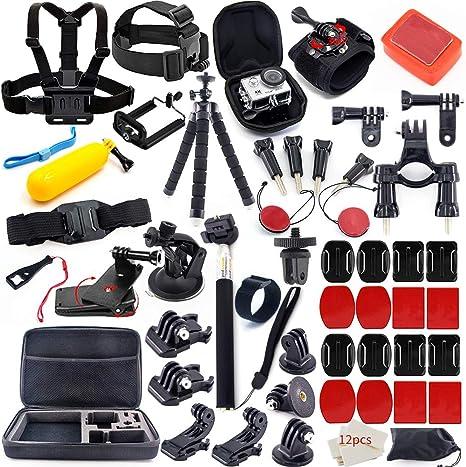 Amazon.com: Gopro Kit de correas para cámara GoPro, para ...