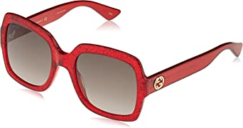 TALLA 54. Gucci GG0036S, Gafas de Sol Para Mujer