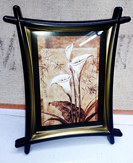 Buy Bamboo Design Photo Frame Online at Low Prices in India - Amazon.in
