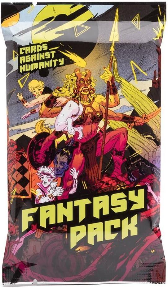 Tarjetas de Lesa Humanidad Juego Fantasy Pack, Pack de 1: Amazon.es: Deportes y aire libre