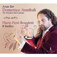 Arias For Domenico Annibali : Obras De Ristori, Hasse Et Al. / Flavio Ferri-Benedetti – Alto
