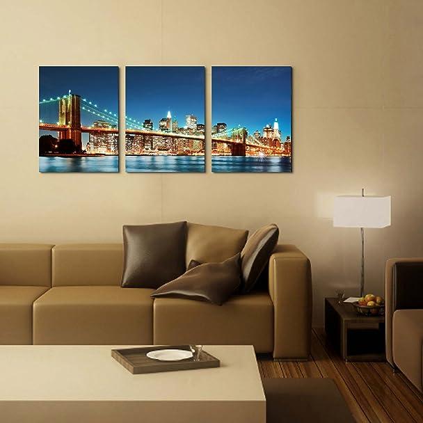 Charming Cityscape Wall Art Photos - Wall Art Design ...
