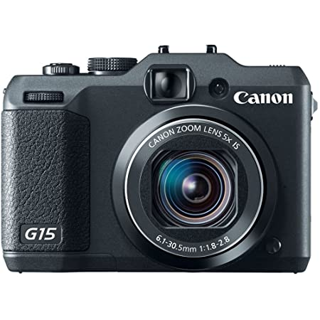 Review Canon PowerShot G15 12MP