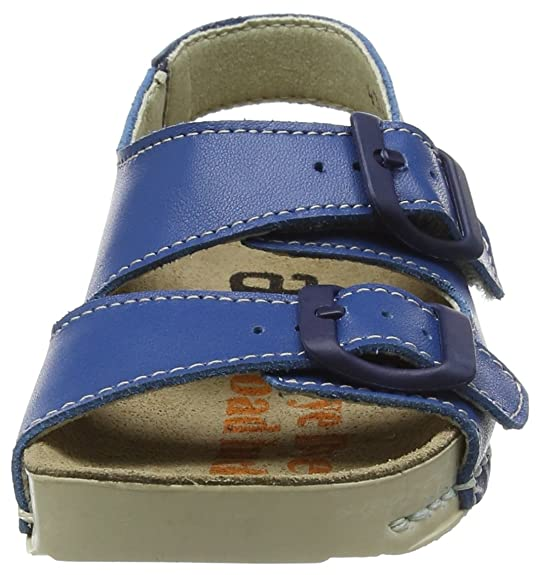 f03fb9ad1f1 Art Unisex Kids  A436 Sandals with Flat Platform  Amazon.co.uk  Shoes   Bags