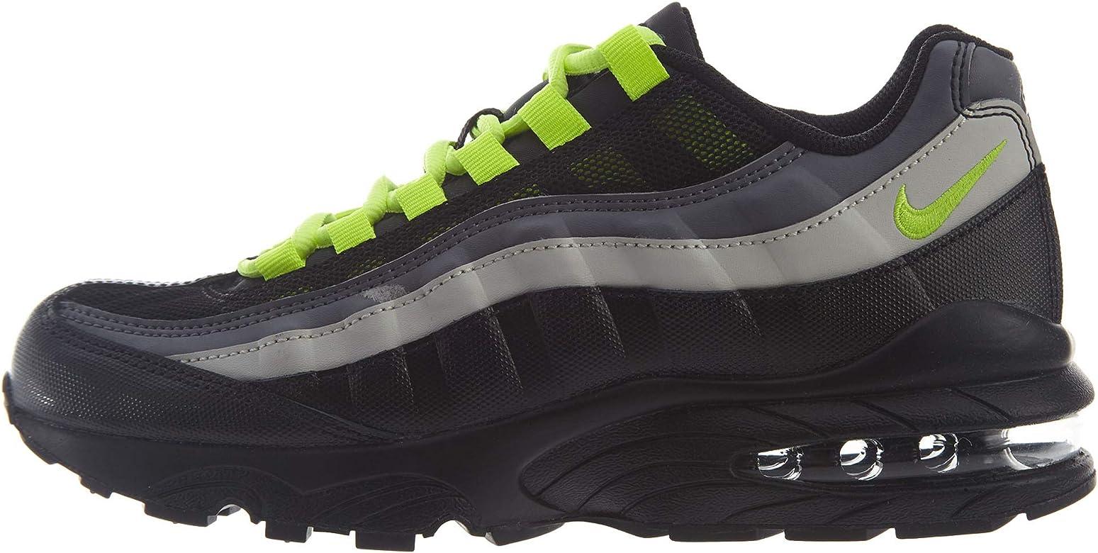 nike air max 95 green black
