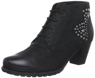 Marc Shoes Xenia 1.477.02-29/100, Damen Desert Boots, Schwarz (black 100), EU 41