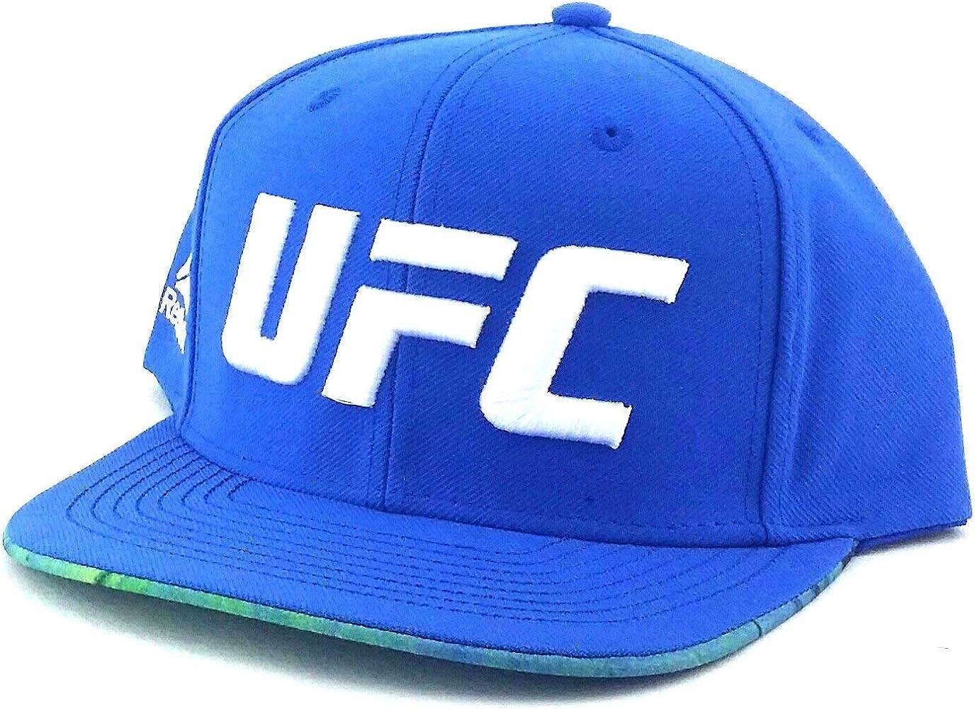 At Hombre Reebok UFC Champ Cap Gorra Talla /Única Negro
