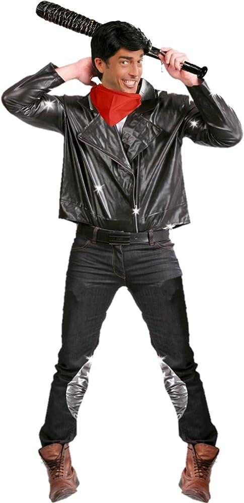 Disfraz de Mata Zombies - Hombre, L: Amazon.es: Ropa y accesorios