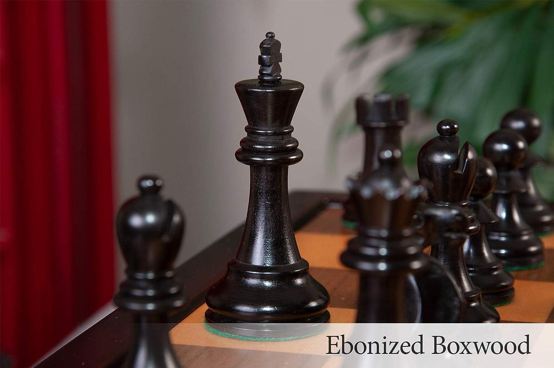 La Reykjavik II Serie Torneo ajedrez Set y tiroir combinación ...
