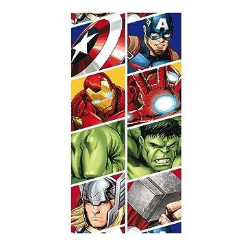 Marvel Comics Avengers Badetuch Infinity War Captain America