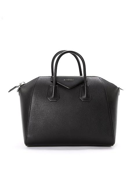 d7c7c00797 Givenchy Borsa A Spalla Donna Bb05118012001 Pelle Nero: Amazon.it:  Abbigliamento