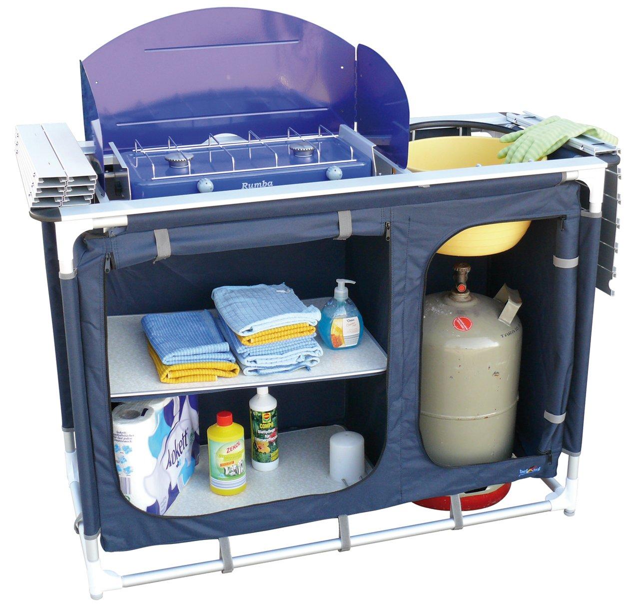 bel-sol Campingbedarf Küchenschrank H86, 32276 günstig online kaufen