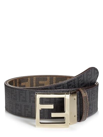 881f15769d Reversible Fendi belt brown/ black - 37.5(US) / 95(IT) / 95(EU) at ...