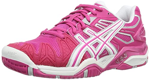Asics Gel-Resolution 5, Zapatillas de Tenis para Mujer: Amazon.es: Zapatos y complementos