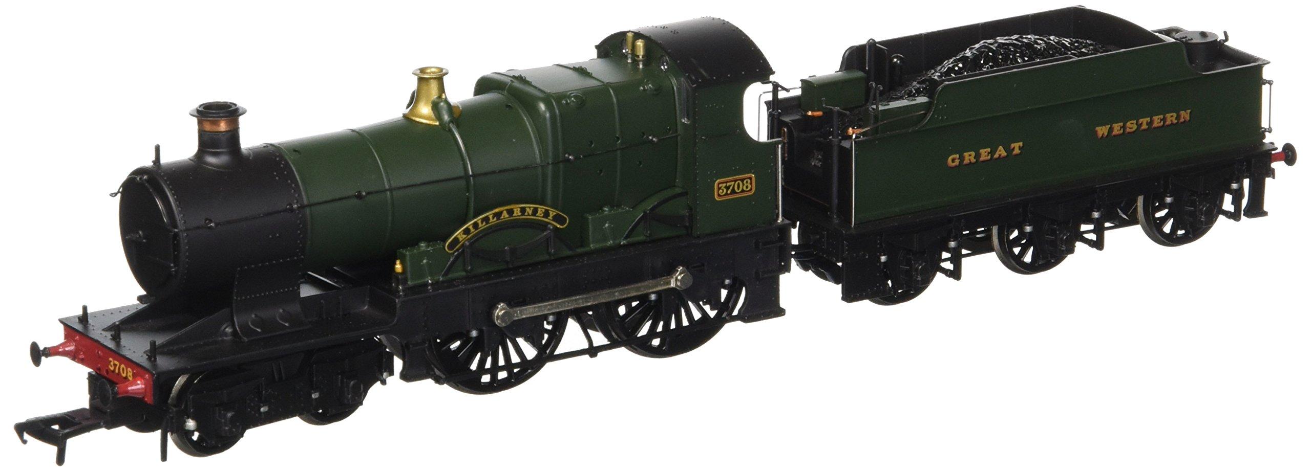 Busch 31-728 Gwr 3700 Class 3708 'Killarney' Great Western Green OO Scale Model Train