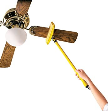 Amazon miles kimball yellow ceiling fan duster health miles kimball yellow ceiling fan duster aloadofball Images