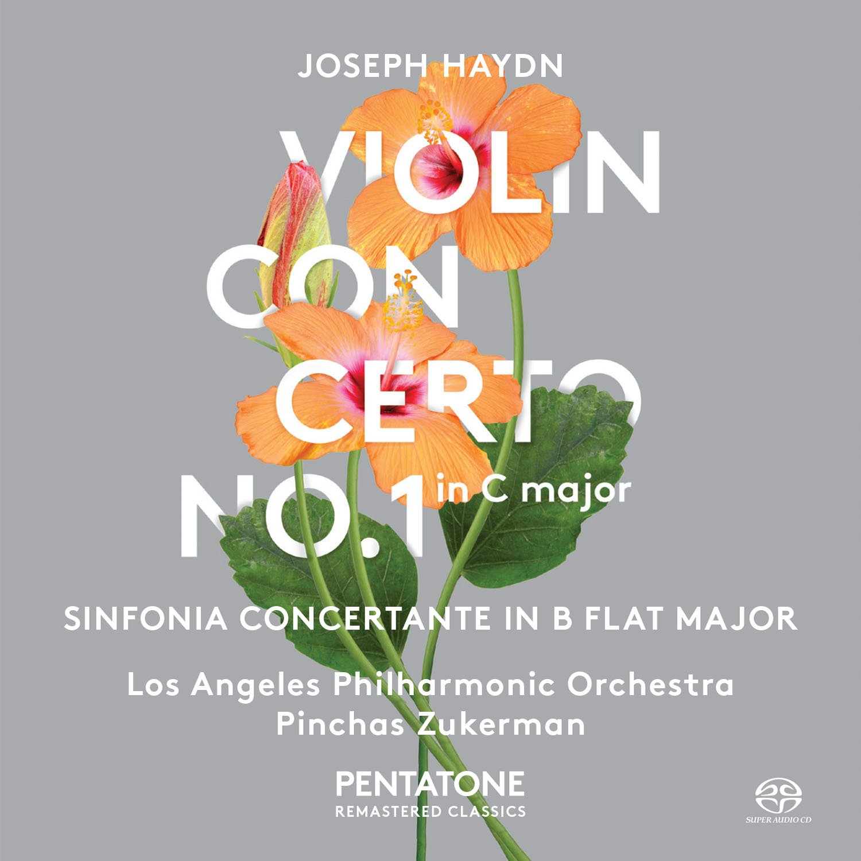 HAYDN: Concierto para violín nº 1;... C.]