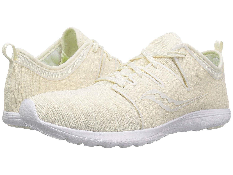 [サッカニー] レディースランニングシューズスニーカー靴 Eros Lace [並行輸入品] B07KWRBHWX オフホワイト 9 (25.5cm) B - Medium 9 (25.5cm) B - Medium|オフホワイト