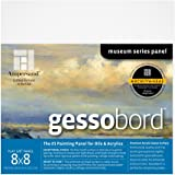 Ampersand Gessobord 8 in. x 8 in. 1/8 in. each