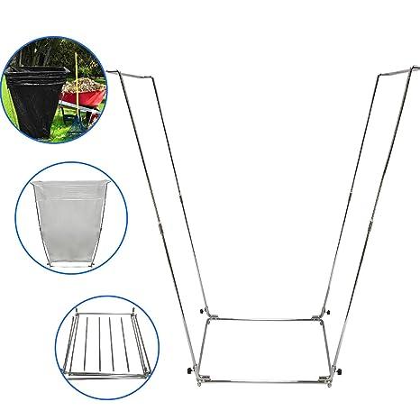 Amazon.com: EasyGoProducts EGP-HLDR-006 EasyGo Trash Outdoor ...