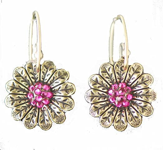 earrings christopher browse shopstyle hoop fuschia bloomingdale swarovski shipping kane small bolster at free xlarge s x