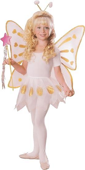 Rubies 6 13615 - Disfraz de mariposa para niña (3 años): Amazon.es ...