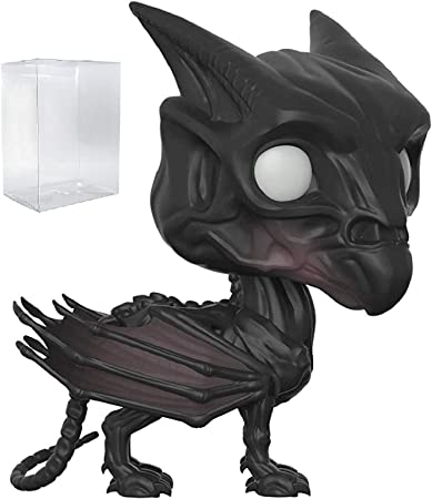 Thestral Vinyl Figure Fantastic Beasts 2: The Crimes of Grindelwald Funko Pop Includes Pop Box Protector Case